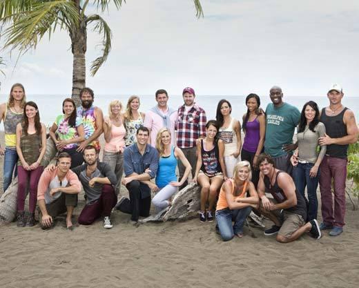 CBS Survivor Cast Members 2015