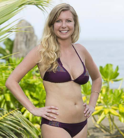 Survivor: Blood vs. Water' cast pictures: Katie Collins