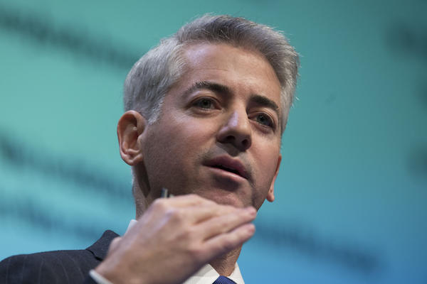 Bill Ackman has bet big against Herbalife.