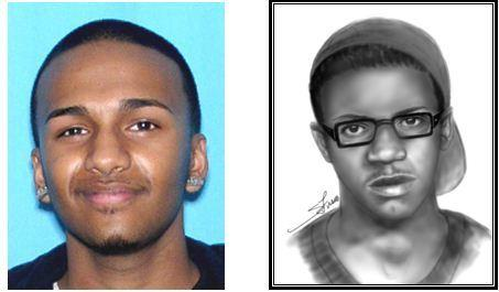 A sketch was released Wednesday of a man linked to the killing of Narindra Ramkumar, 18, who was shot in the parking lot of 1231 Barefoot Bay Drive in the Island Cove South subdivision at 8:15 p.m. June 29, 2012.