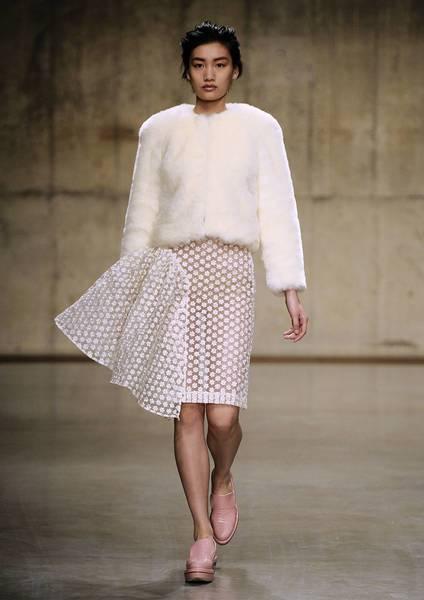 Next big names in fashion - Merino Wool Wool Fashion 18