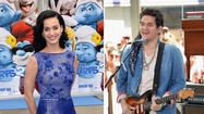 Katy Perry gushes over 'incredible, inspiring' boyfriend John Mayer