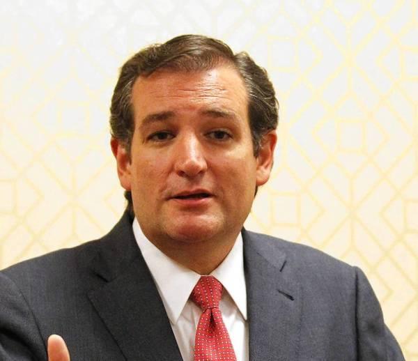 Sen. Ted Cruz, R-Texas, is talking about renouncing his Canadian citzenship.