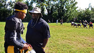 Will St. Frances football team pass test in MIAA A Conference?