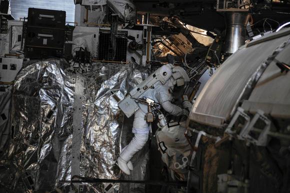 Astronaut Luca Parmitano's near-drowning