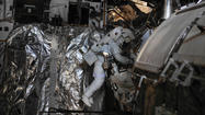 Harrowing: Italian astronaut describes nearly drowning in space