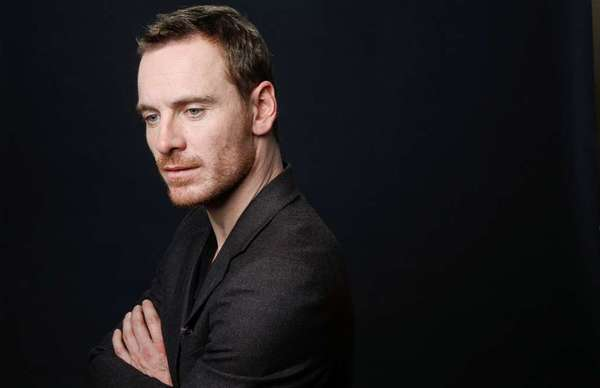 Michael Fassbender in Beverly Hills in 2011.
