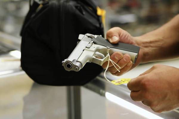 Next year, people who get a permit will be able to legally carry a concealed firearm in public.