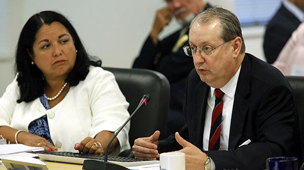 Bea Reyna-Hickey told the RTA board that the CTA would receive $50 million, Metra would receive $45 million and Pace would receive $5 million from $100 million in new bonds, but CTA officials objected to the plan.
