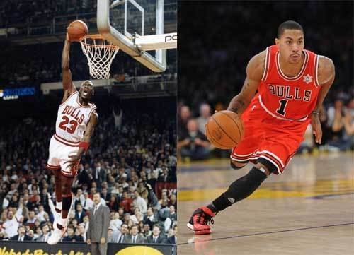 "Relatively speaking, the Bulls uniforms haven't changed all that much. Their red, black and white color scheme along with the words ""Chicago"" and ""Bulls"" in block letters are about as recognizable (and iconic) as the L.A. Lakers' purple and gold, the Boston Celtics' green or the N.Y. Yankees' pinstripes. Yes, there have been some awesome iterations, including the cursive ""Chicago"" in the early `80s and the black away unis with red pinstripes in the `90s. But what really makes the Bulls uniforms the coolest in Chicago is Michael Jordan won six rings wearing them. Bryan Crawford, RedEye special contributor @bryancraw4d"
