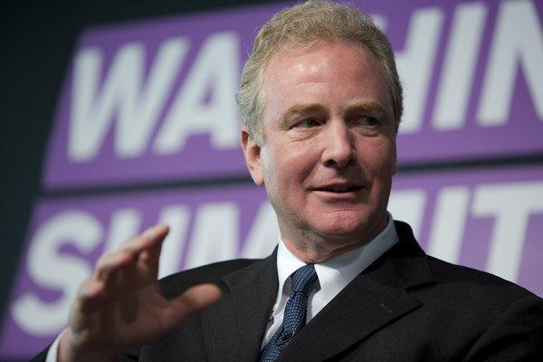 Rep. Chris Van Hollen (D-Md.).