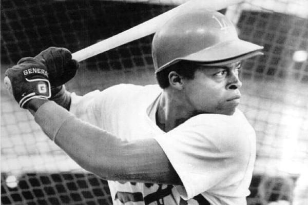 Glenn Burke, who played for the Dodgers in the 1970s, didn't hide or advertise the fact that he was a gay man.