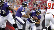 Ravens offense hopes to develop a little momentum in third preseason game