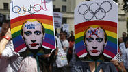 Russia's Olympic Games should go on
