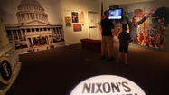 Final Nixon tapes show a different side of former president