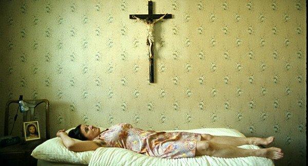 """Maria Hofsttter in """"Paradise: Faith."""""""