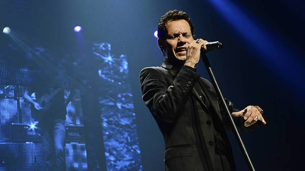 Marc Anthony will perform Sunday, Aug. 25, at Amway Center.
