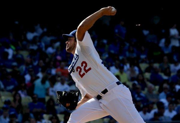 There's more to the Dodgers' Clayton Kershaw than just being the best left-hander in baseball.