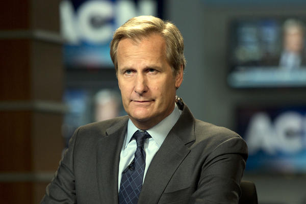 Jeff Daniels in 'The Newsroom.'