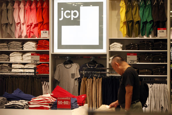 J.C. Penney adopts poison pill defense against possible corporate takeovers.