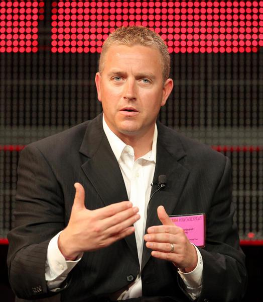 ESPN broadcaster Kirk Herbstreit.