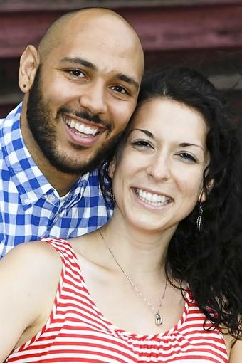 Arthur Kasimer-Colon and Kaitlyn Gagne met during a trivia night at a local pub,. The West Hartford couple plan to marry on Sept. 1.