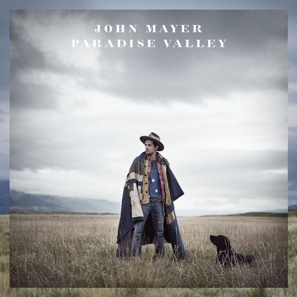 "The cover of John Mayer's new album, ""Paradise Valley."""