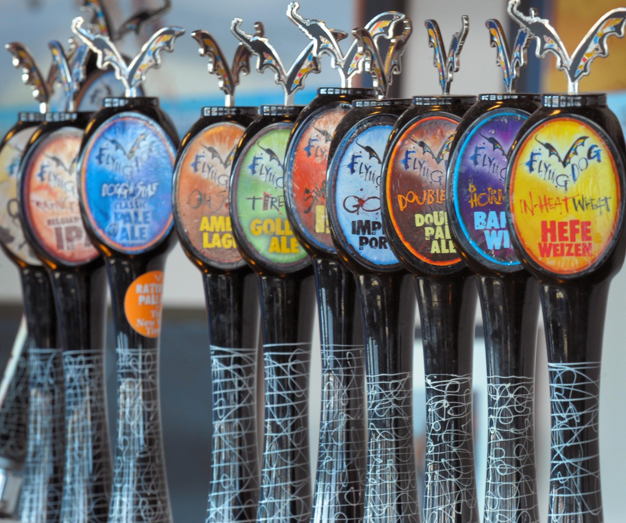 Craft Beers Baltimore Maryland