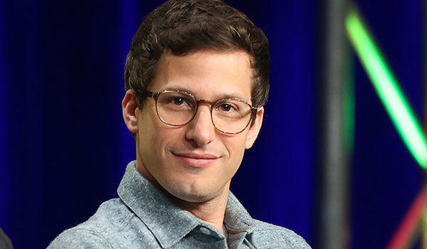 "Andy Samberg of ""Brooklyn Nine-Nine"""