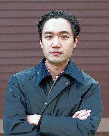 Author Paul Yoon.