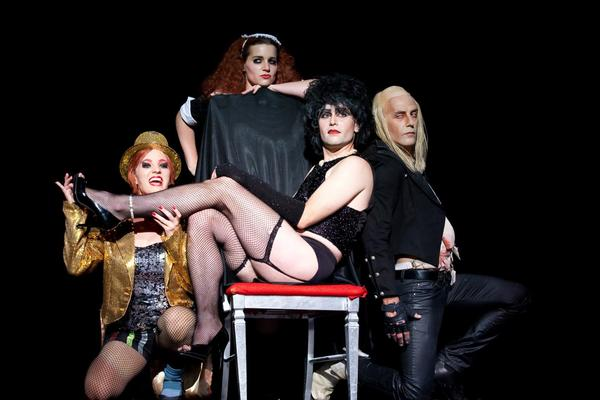 """The Rocky Horror Picture Show"" comes to life at the Athens Theatre."