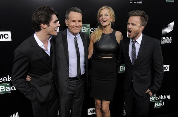 "Would it surprise ""Breaking Bad"" fans to know that nearly a quarter of its main stars previously held guest gigs on NBC's medical drama ""ER""? Read on to see the other film, television, theater and even video game voice-over jobs the actors of ""Breaking Bad"" held before they took on their main roles here."