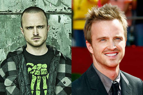 "In the days before Aaron Paul played young drug dealer Jesse Pinkman on ""Breaking Bad,"" he was cast early on episodes of ""Beverly Hills, 90210"" (1990) and ""Melrose Place"" (1992). The Idaho native made it to the big screen when he played the alienated son of Jeff Bridges in ""K-PAX"" (2001), on to a wealthy partier in ""Perfect Opposites"" (2004) and the brother-in-law of Tom Cruise in ""Mission: Impossible III"" (2006). Paul was slated to play Pinkman for ""Breaking Bad's"" first season only, but his chemistry with Bryan Cranston earned him a permanent role on AMC's hit series. He's pictured above at the 2008 60th Primetime Emmy Awards, pre-""Breaking Bad"" fame."