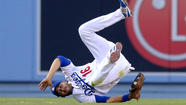 Andre Ethier's move to center field yields unexpected benefit