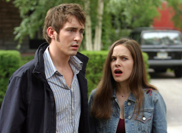 "Lee Pace and Caroline Dhavernas star in ""Wonderfalls,"" which lasted one season on Fox."