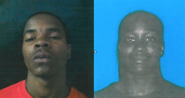 Dantjier Powell, left, and Jamie Nicole Cotton are wanted by Fontana police in connection with the slaying of Domonique Newburn.