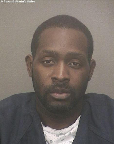 Triston Johnson, 31, of Lauderdale Lakes, is accused of fatally shooting a tow truck driver in the head in a dispute over a towed vehicle.