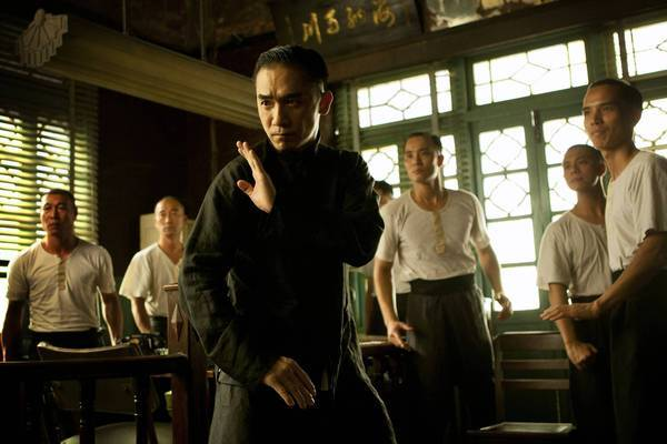 "Tony Leung Chiu Wai stars in ""The Grandmaster."""