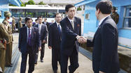 North, South Korea agree to hold family reunions