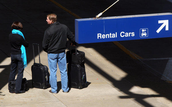 Rental Car Companies At O Hare Airport