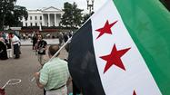 As Obama expresses caution, aides consider air strikes in Syria