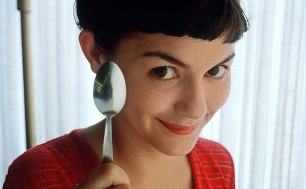 "Audrey Tautou played the title role in the 2001 French film ""Amelie."""