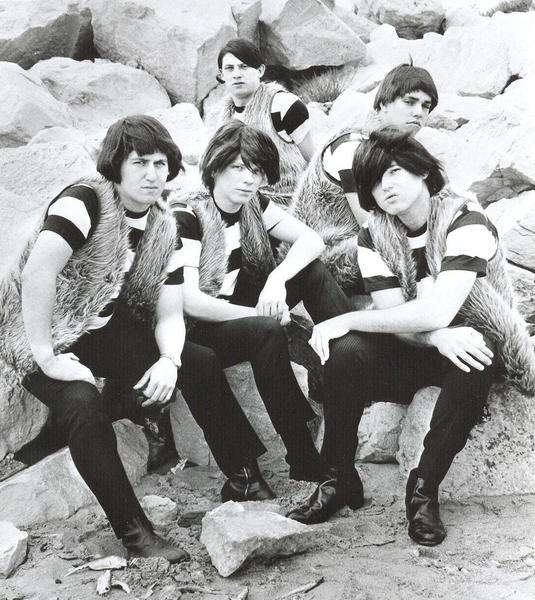 The 1960s Chicago-area garage band the Cave Dwellers.