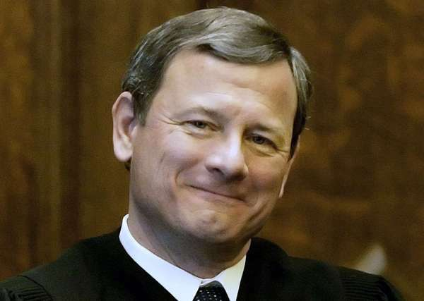 Supreme Court Chief Justice John G. Roberts Jr.