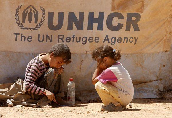 Syria's 1 million refugee children