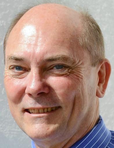 Paul Berg, who is bing forced out as Eustis city manager.