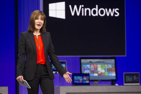 Microsoft executive Julie Larson-Green