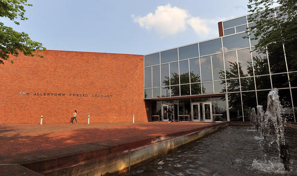 Salisbury Township Commissioners want to let voters decide if they want to keep funding the Allentown Public Library.