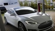 Tesla quietly becomes one of California's bestselling luxury cars