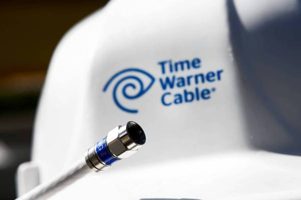 In 2011 and 2012 combined, Time Warner spent $3.6 billion, or less than 9% of its $41 billion in revenue, to maintain and upgrade its data network.